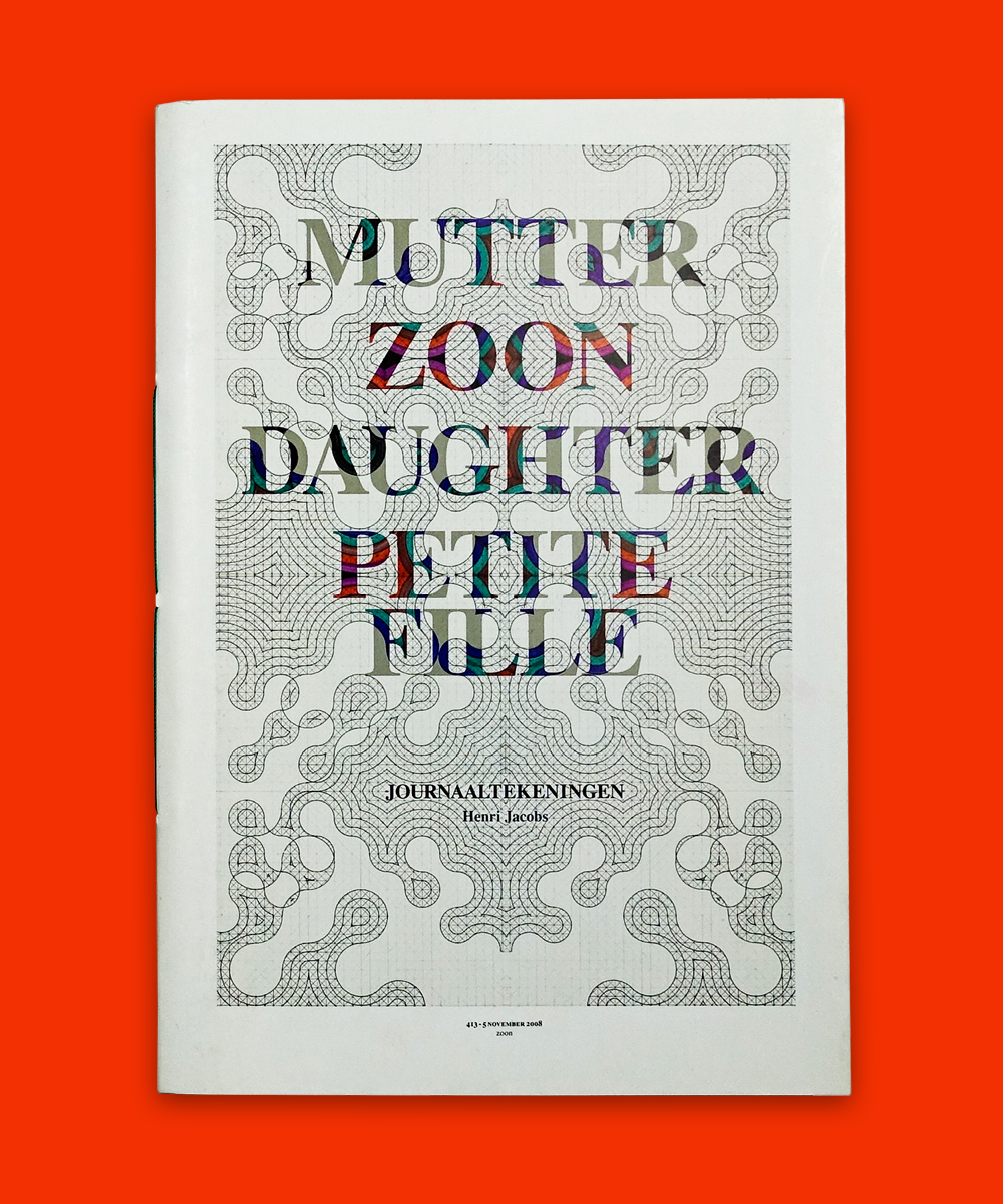 Mutter-Zoon-Daughter-Petite Fille
