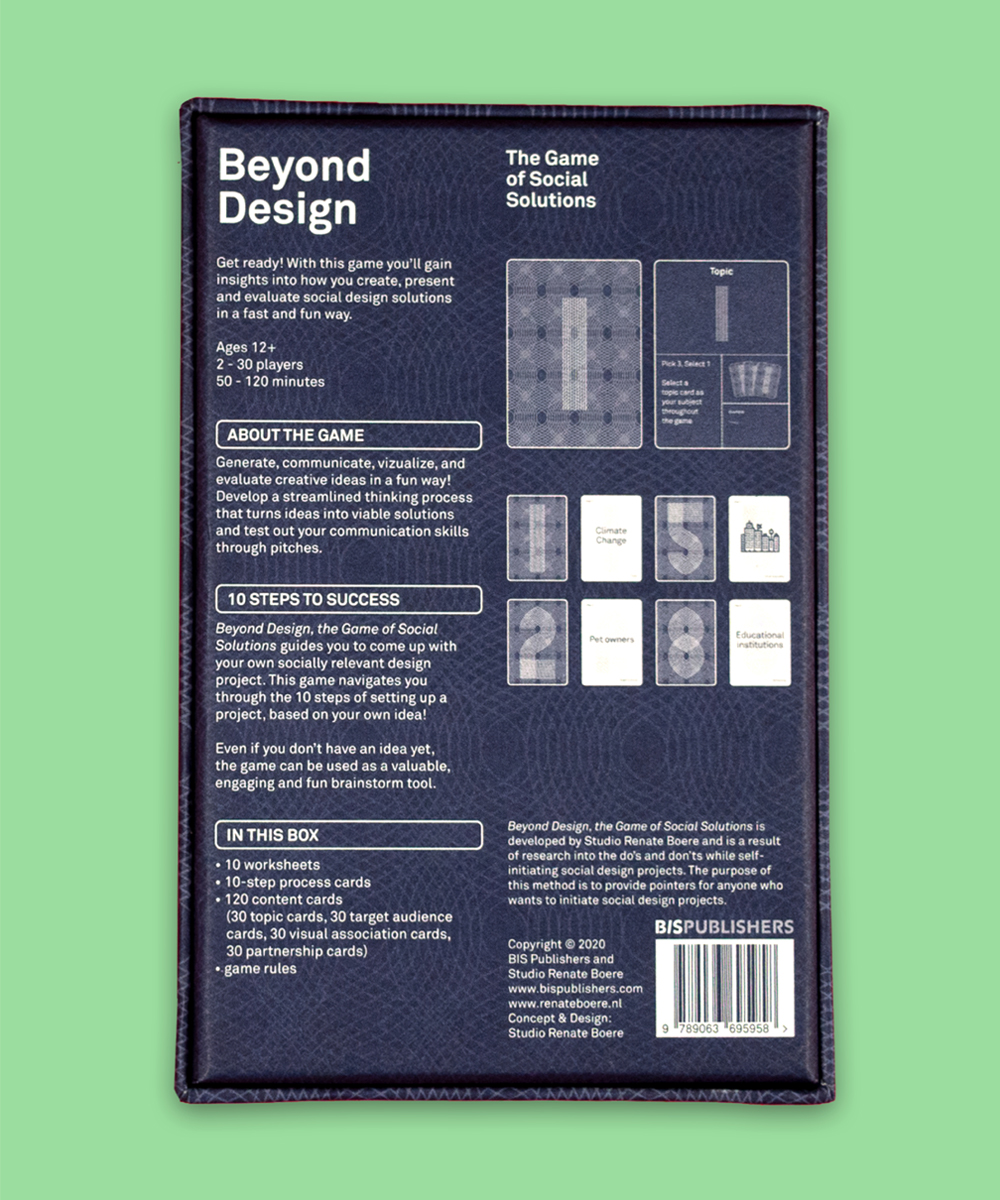 BeyondDesign the Game