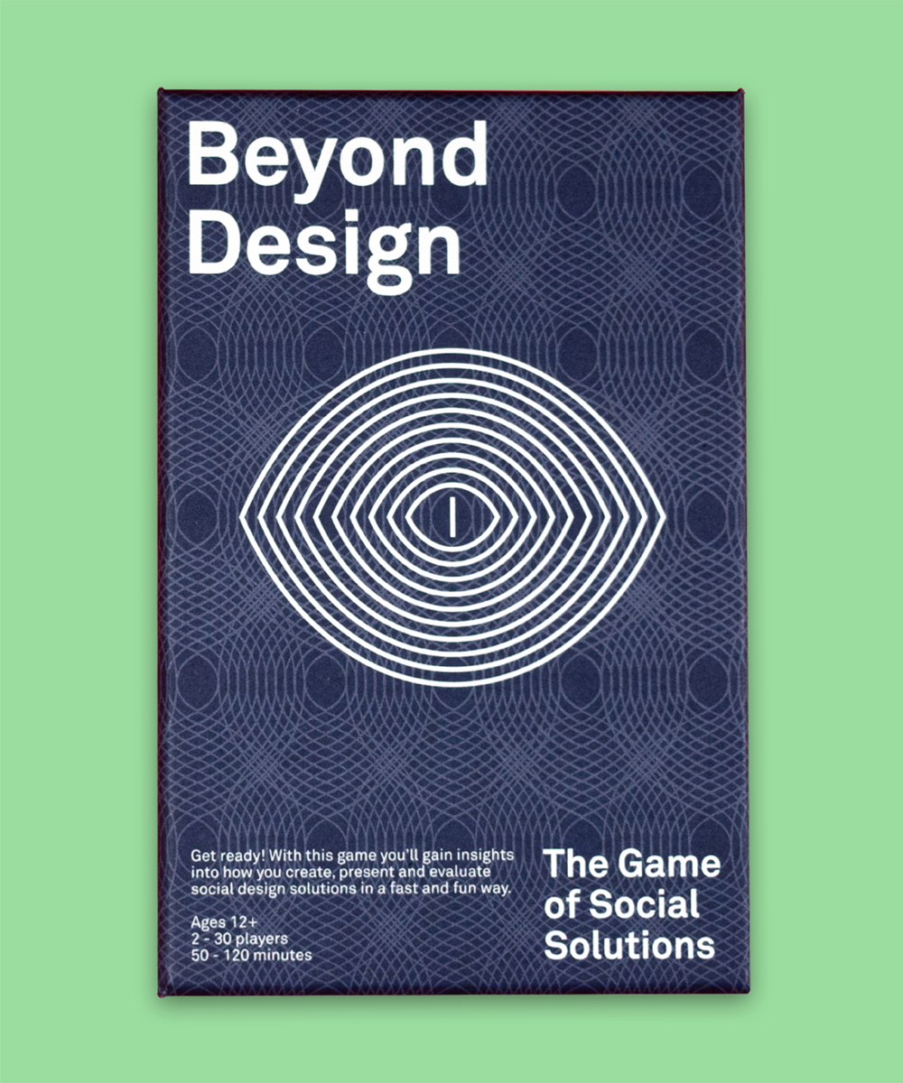 BeyonDesign the game of social solutions